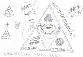 Loominatriforce by Da-Ruka