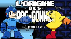 L'ORIGINE DES PAC-GOMMES by Da-Ruka