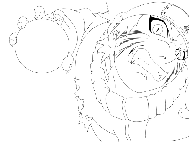 DeviantArt: More Artists Like Lineart: Naruto. by boing-paradise