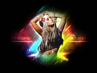 Christina Aguilera by boing-paradise