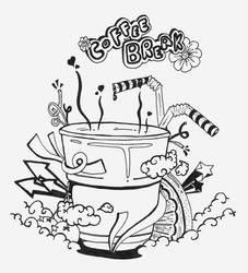 CoffeBreak by boing-paradise