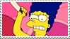 Marge Simpson by mangacsajszi
