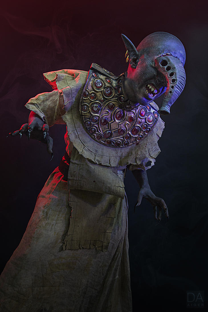 Ash Ghoul cosplay 1 by Isugi
