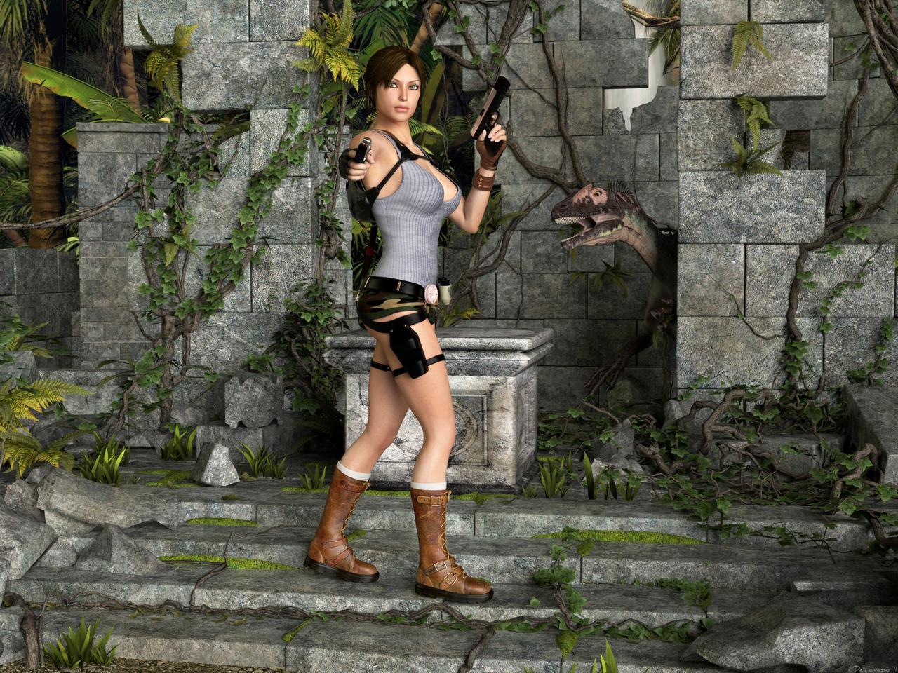 Lara 050 by DeT0mass0