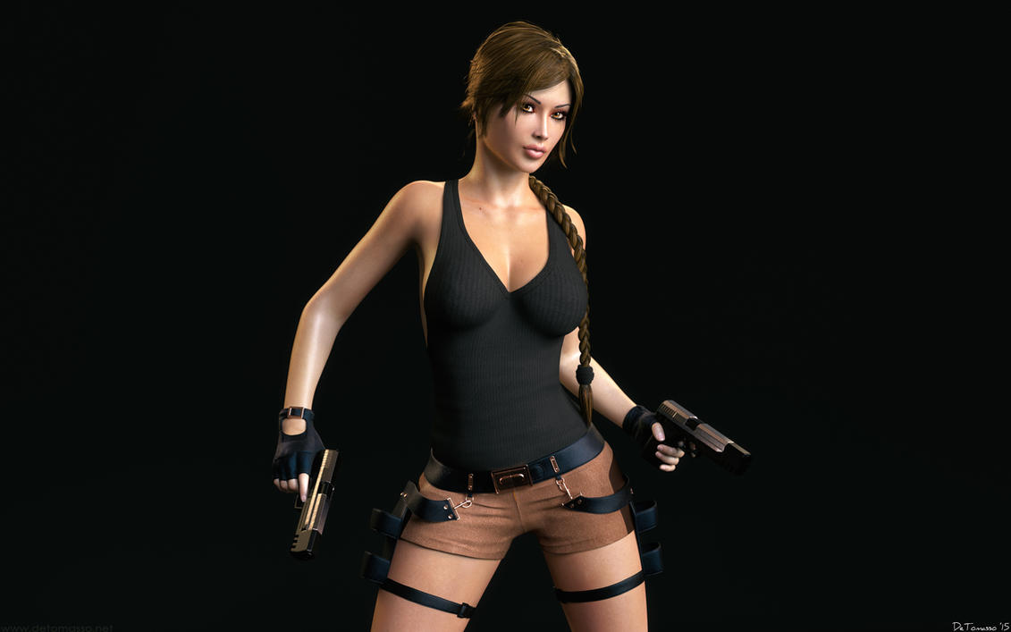 Lara croft tomb raider naked picture 91