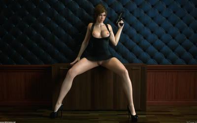 Lara Croft - Intentions by DeT0mass0