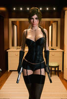 Lara Croft - Killing You Softly by DeT0mass0