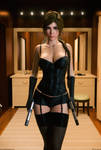 Lara Croft - Killing You Softly