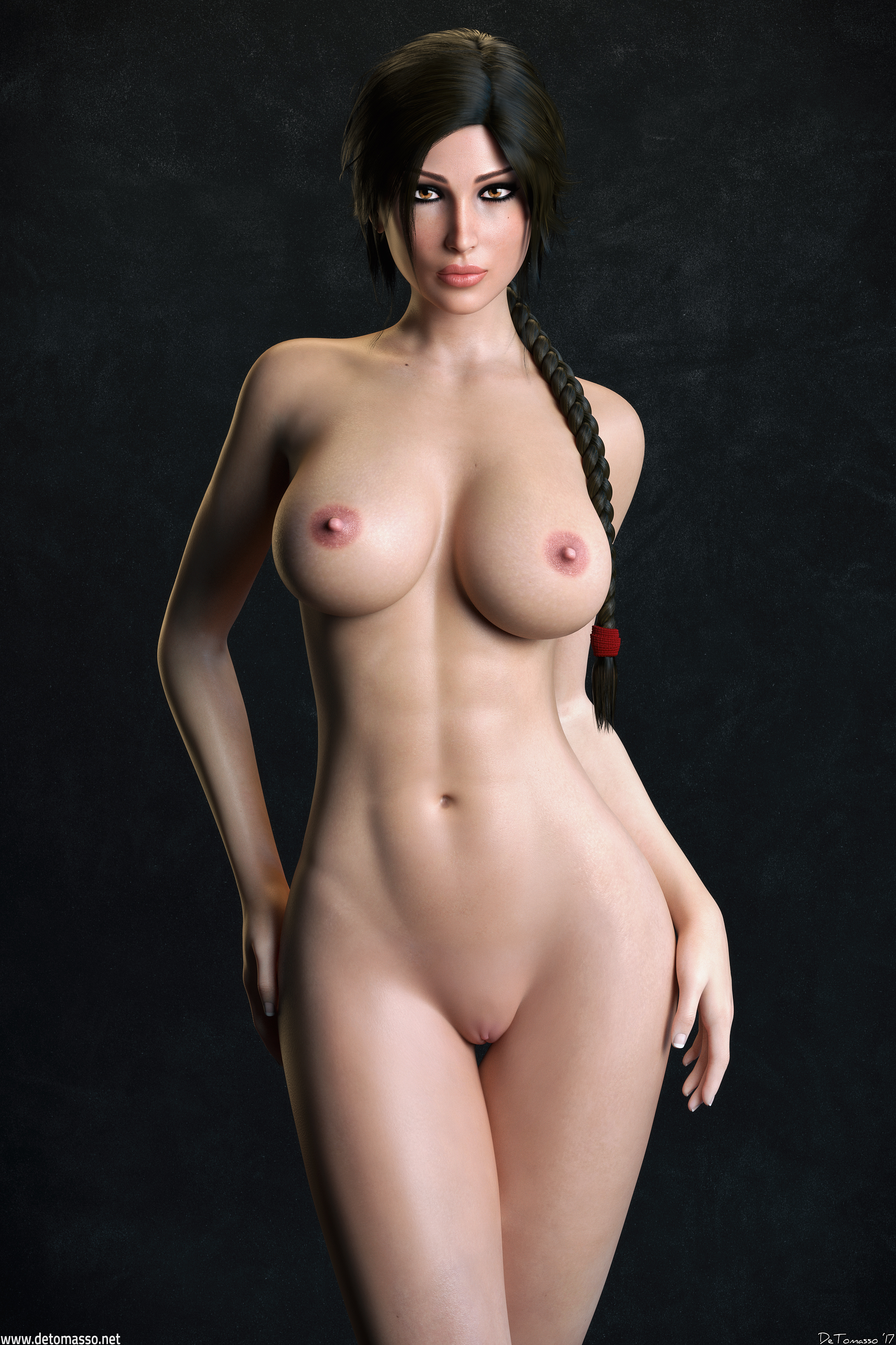lara croft hot nude