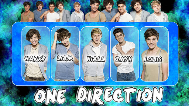 One Direction Wallpaper #5