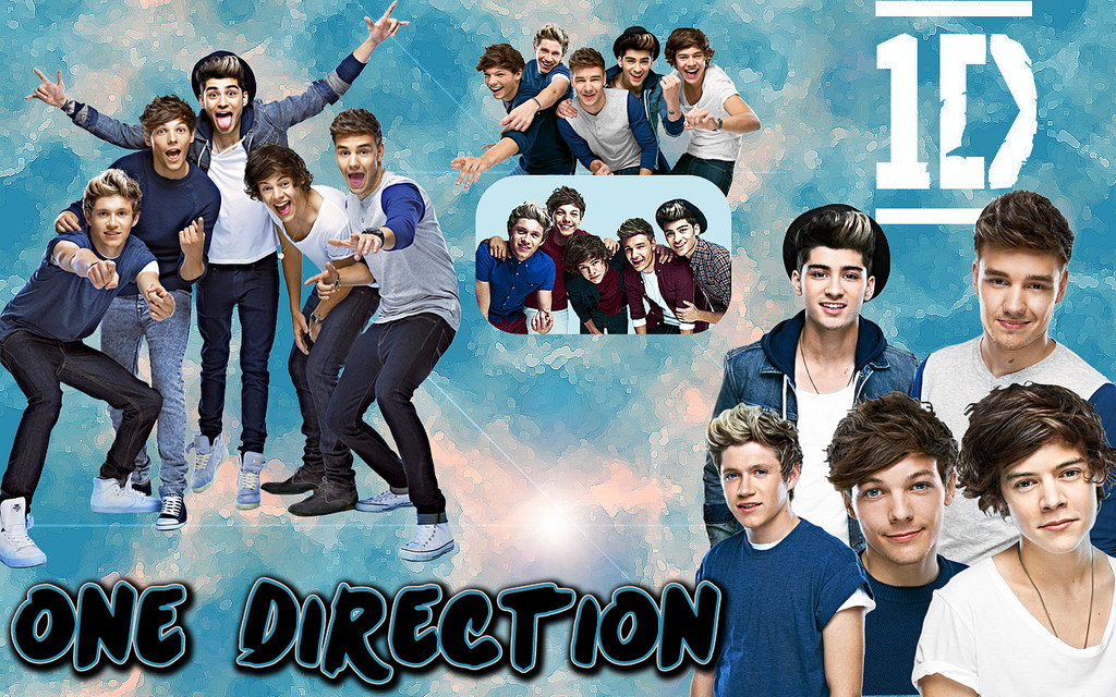 One Direction Wallpaper 4 By MeganL125