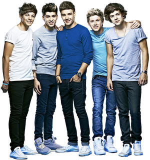 One Direction png 1
