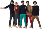 One Direction png 5