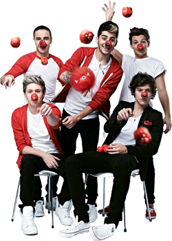 One Direction png 8