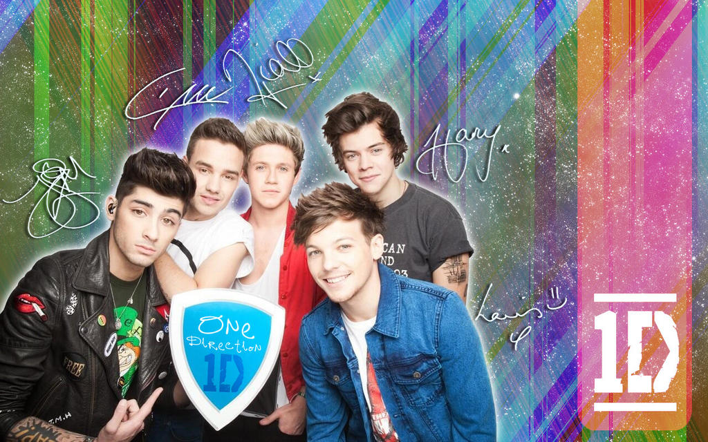 One Direction Wallpaper 10 By MeganL125