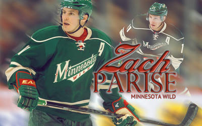 Zach Parise Wallpaper #1 by MeganL125