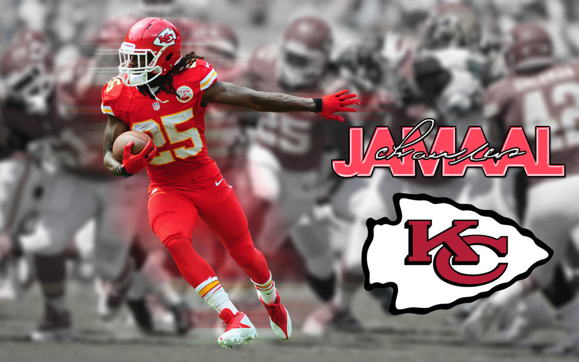 jamaal charles wallpaper 1 by meganl125 on deviantart