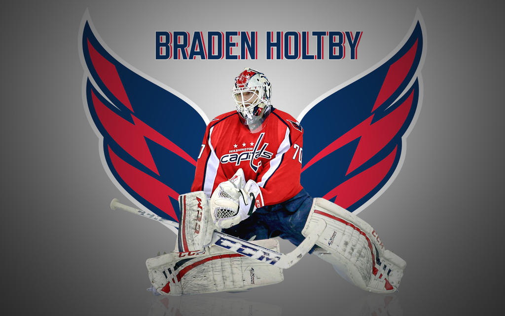 washington capitals wallpaper holtby
