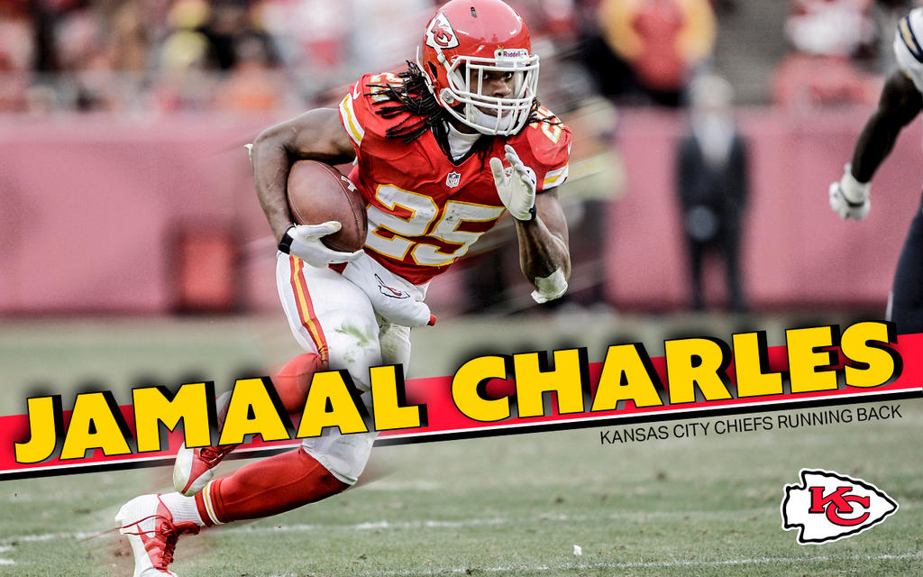 jamaal charles wallpaper by meganl125 on deviantart