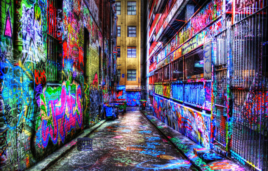 Urban Oasis by patkphoto