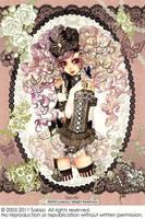 Butterfly by sakizo