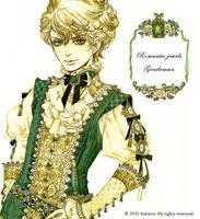 PrinceEmerald3 by sakizo