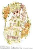 TeaPotGirl by sakizo