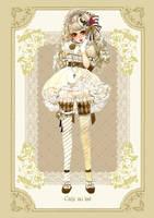 CafeAuLait by sakizo