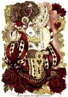 QueenOfHeart by sakizo