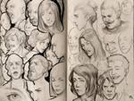 Sketchbook Pages #01