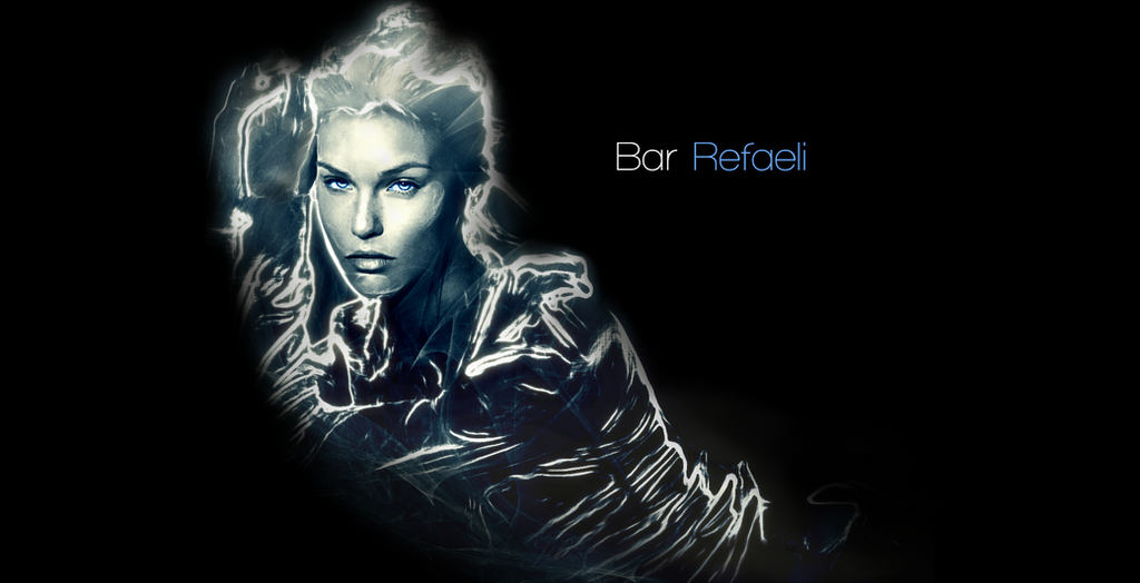 bar refaeli wallpaper. Bar Refaeli Wallpaper by ~tomtica on deviantART