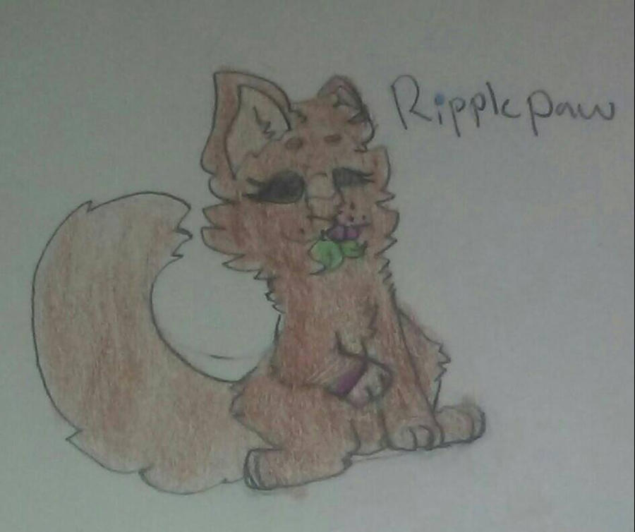 Ripplepaw by OtterinOverwatch