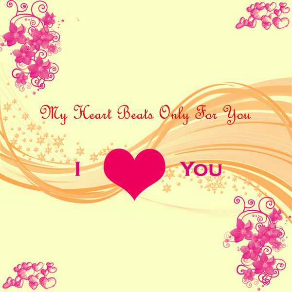 My Heart Beats Only For You Quotes Gallery