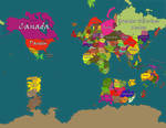 Midgard - Political Map, 5E 1 - [OLD VERSION]