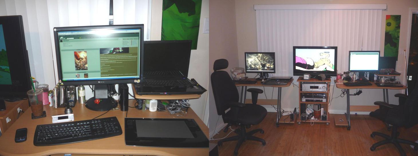 New Setup Getup By Toolkitten On Deviantart