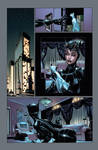 catwoman at work