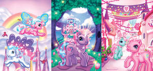 my little pony dvd covers