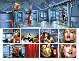 supergirl 47 page 4-5 by ToolKitten