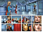 supergirl 47 page 4-5
