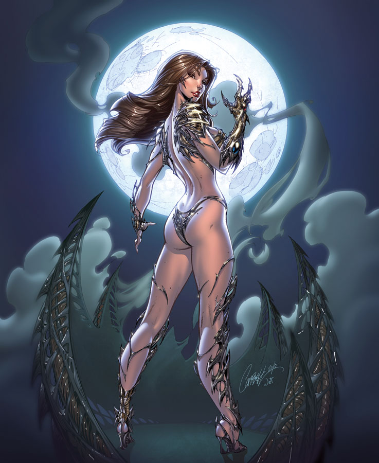 Campbell Witchblade 135