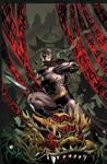 Batman 704 Cover