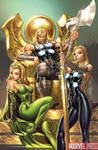 Ultimate Comics Thor 1