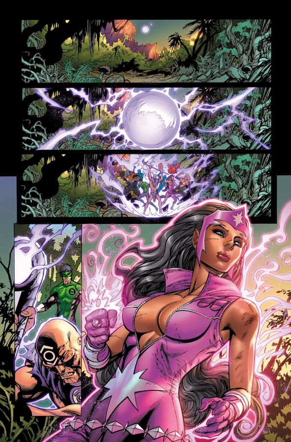 Green Lantern New Gaurdians is4 p11 by ToolKitten