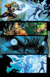 Green Lantern New Gaurdians is4 p13 by ToolKitten