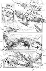 The Secret Life of Crows Page 1