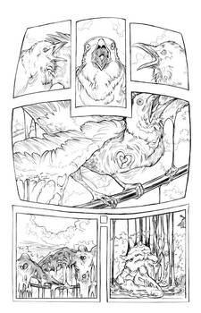 The Secret Life of Crows Page 3