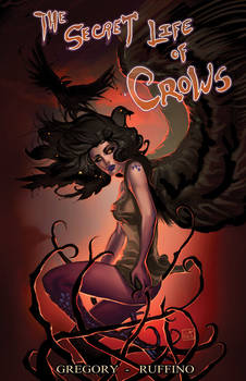The Secret Life of Crows  cover
