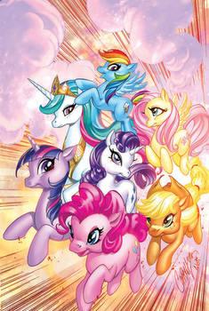 My Little Pony JSC