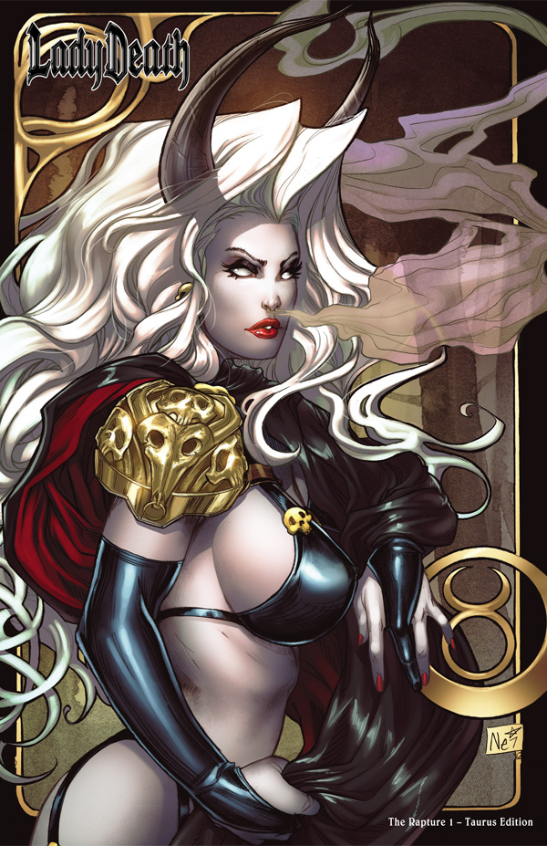 Lady Death Taurus _nice_ by ToolKitten