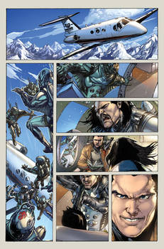 Red Hood and the Outlaws issue 19 page 1